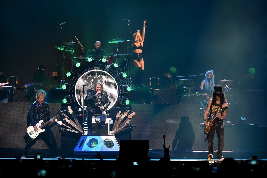 Guns N' Roses keep reunion going for another round | New