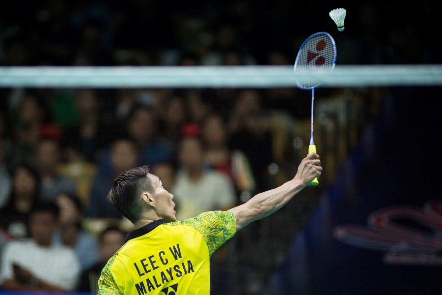 Top seeds through to quarter-finals at Badminton Asia Championships