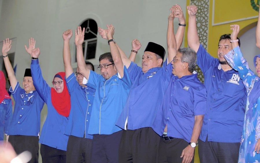 Perlis BN Offers Five Main Thrusts In Its GE14 Manifesto