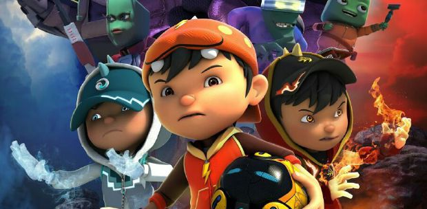 Monsta Goes Big With Boboiboy Sequel And More New Straits Times