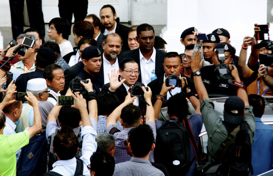 Penang High Court acquits Guan Eng, Phang of corruption