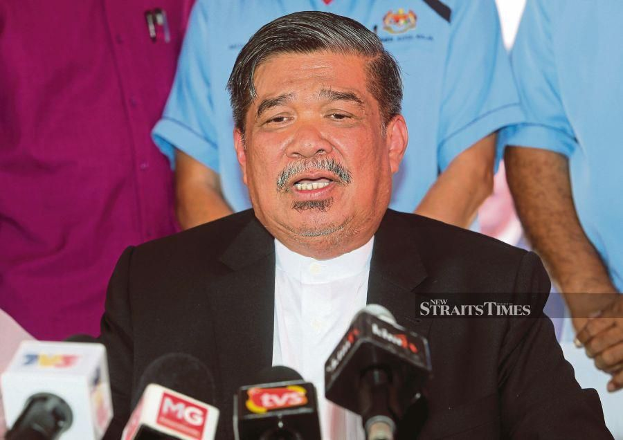 Mat Sabu Let Home Ministry Probe Claims