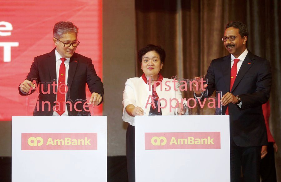 Faster Car Loan Approvals With Ambank S Mobile Application Terminal