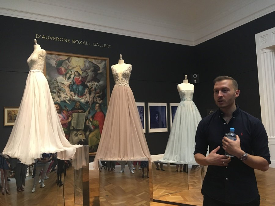 Paolo sebastian wedding dress june 2018 us history