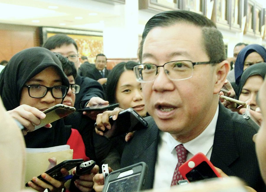 Image result for lim guan eng