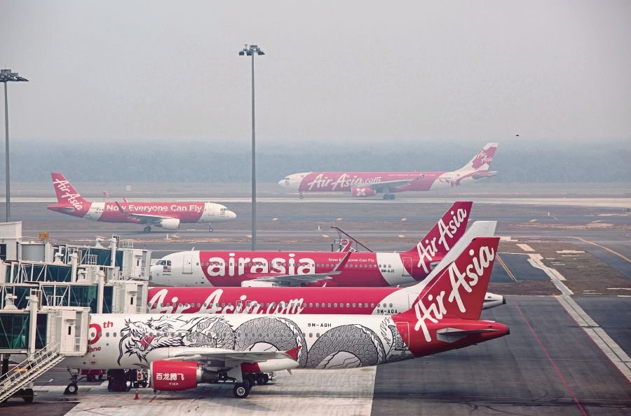 Analysts see solid Q1 results from AirAsia Group | New Straits Times
