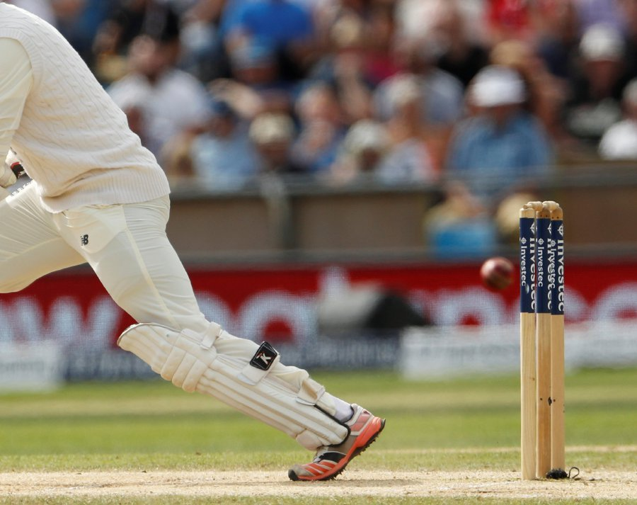 New Zealand will host its first day-night test match against England. File pix.