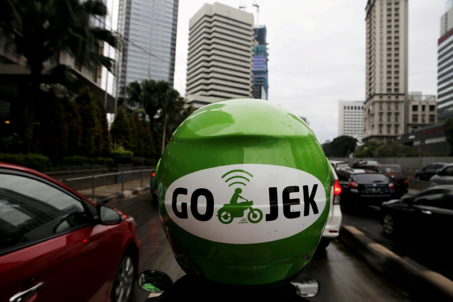 "INDONESIAN ride-hailing and online payment company Go-Jek is set to announce its first expansion to another country in Southeast Asia in the ""next few weeks"", according to an internal company email seen by Reuters. (Reuters photo)"
