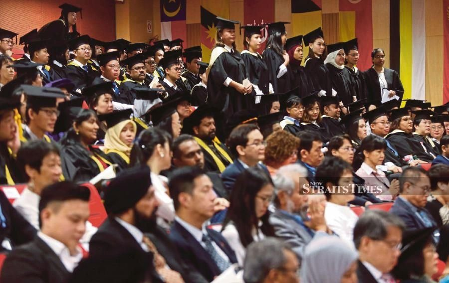 Academicians in universities are not only expected to produce graduates for the job market, but they are also required to generate new knowledge through research and publication. FILE PIC