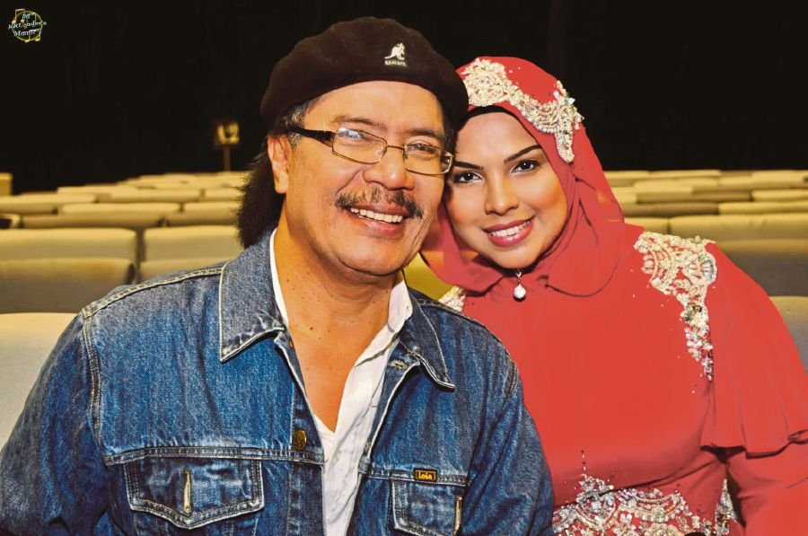 Cartoonist And Comedian Imuda Becomes A Dad Again At 57