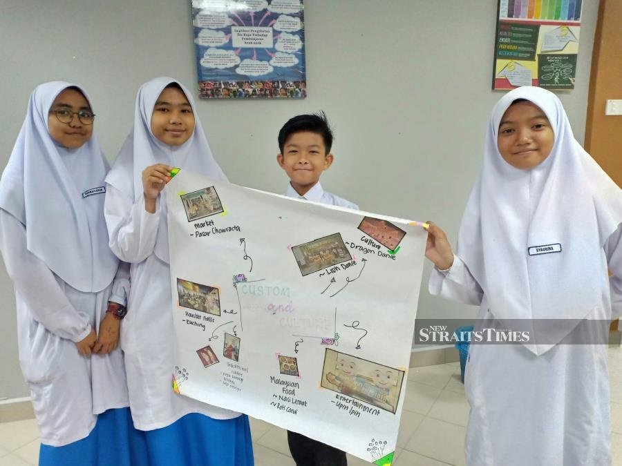 Many activities can be carried out in class using the newspaper, to highlight different language skills.