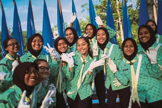 Girl Guides Malaysia celebrates 100th year | New Straits