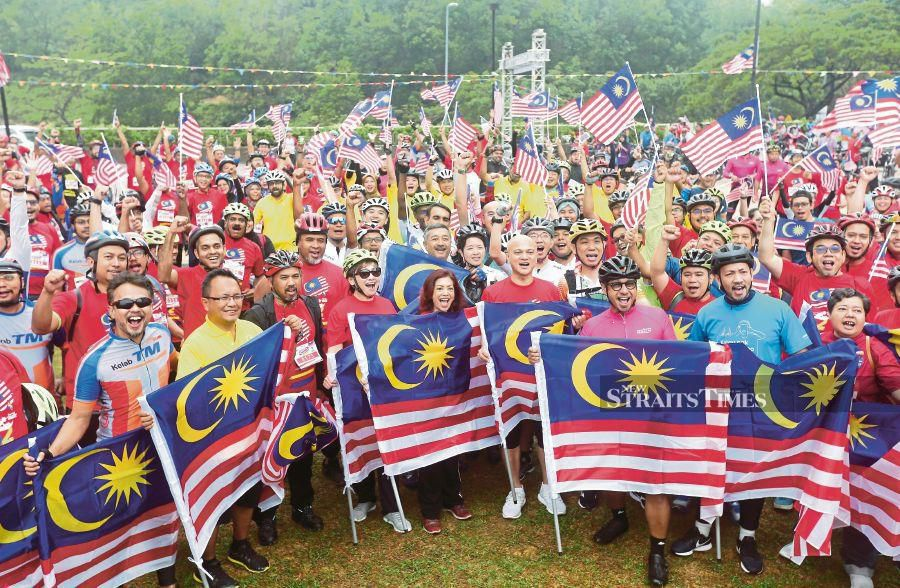It is a right and responsibility of Malaysians to want a better Malaysia. FILE PIC