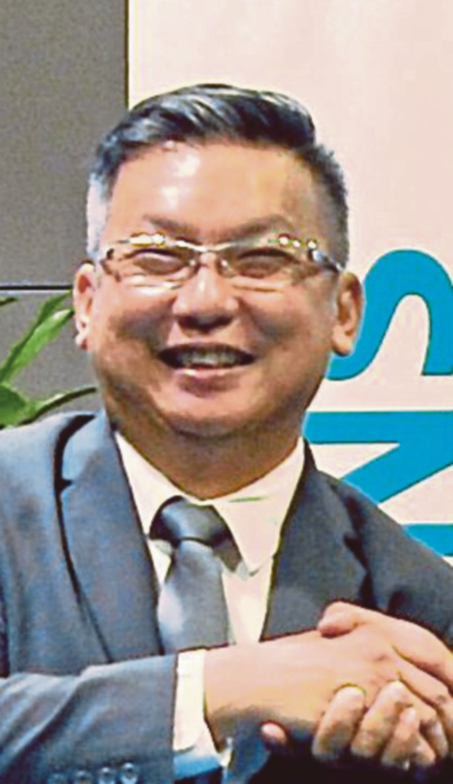 Siemens Malaysia Sdn Bhd president and chief executive officer Adam Yee. -- File Pix
