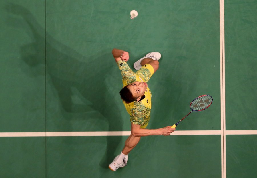 Chong Wei slays world champ, and fired up for 2020 ...
