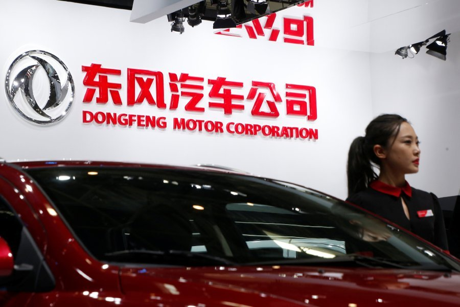 Renault-Nissan To Build Electric Cars With China's Dongfeng