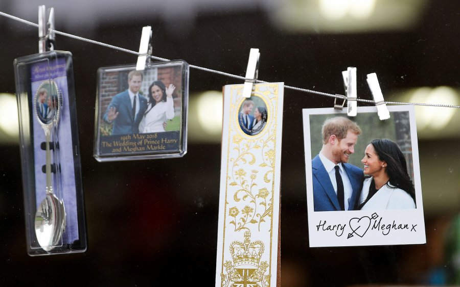 Members of the Armed Forces' role in Harry-Meghan Markle's wedding announced