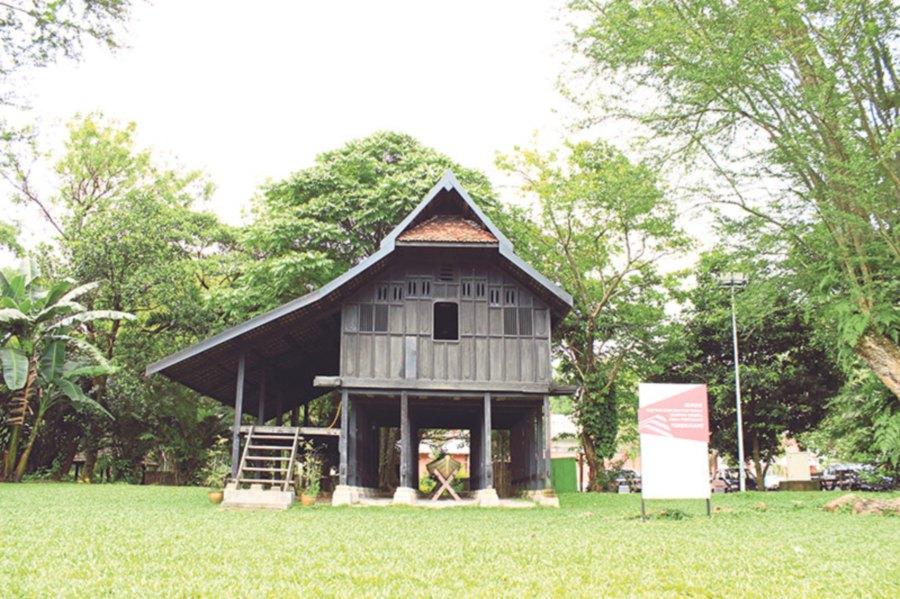 Saving The Kampung House