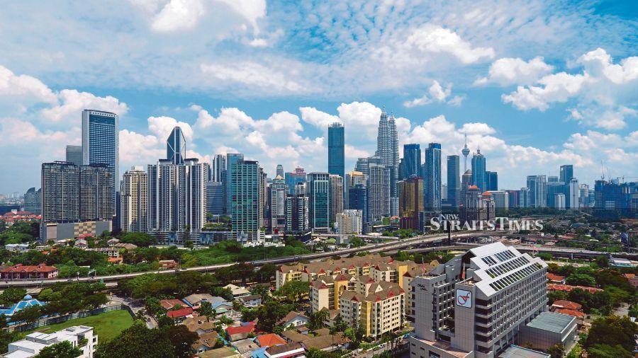 Kuala Lumpur ranks high on the list of favourite expat destinations. NSTP/Zunnur Al Shafiq