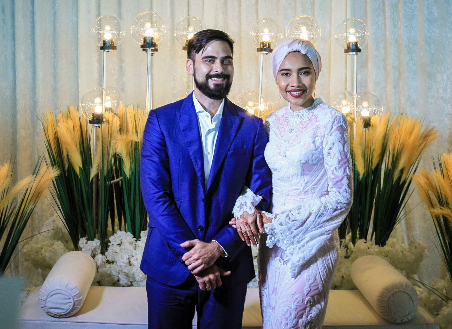 Perfect Wedding Reception For Yuna From Beloved Father New