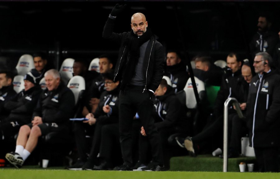 Pep Guardiola: 'Manchester City comparable to Barcelona, Bayern Munich'
