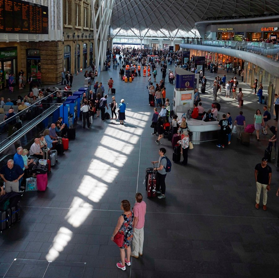 Drunken British Eurostar passengers trigger travel chaos and fury