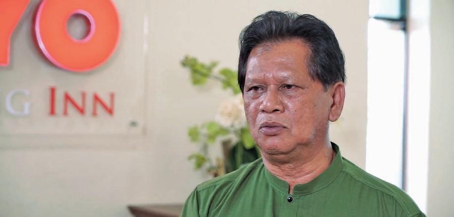 Che Mohd Ariff,OYO 535 Tanjong Inn owner.