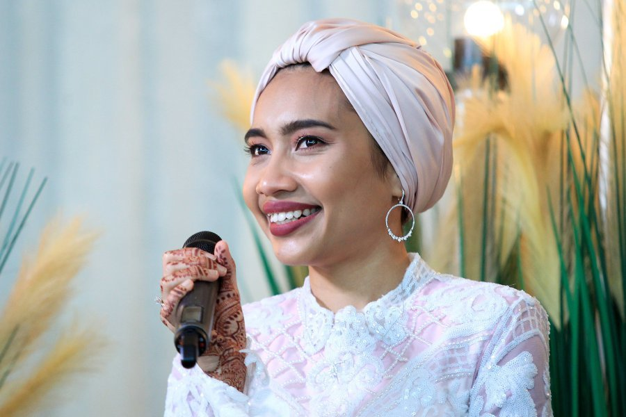 Yuna: We would love to have kids... someday | New Straits ...