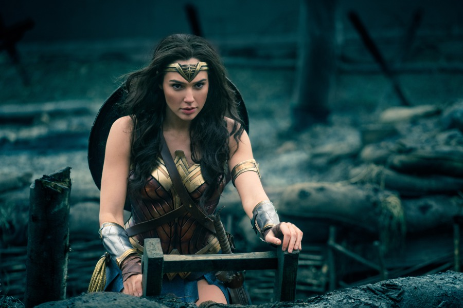 'Wonder Woman' gross revised up to $103.1 million