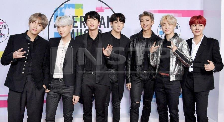 Showbiz: US top country and Jakarta top city for most BTS YouTube