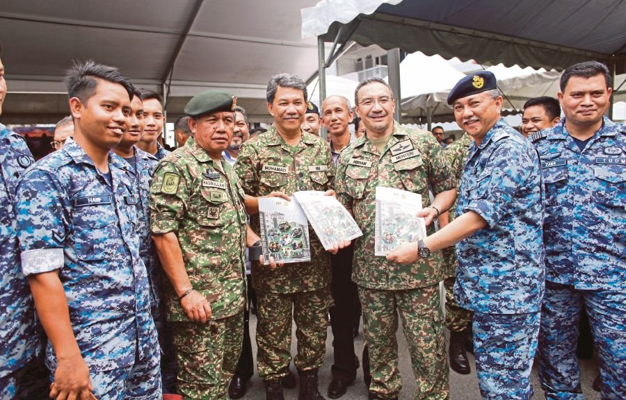 Housing master plan for military   New Straits Times