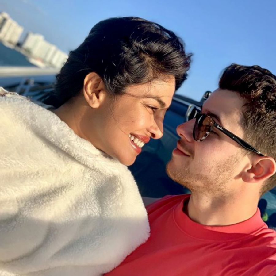 Priyanka and Jonas had only been married for three months, but gossip-mongers are already talking about them heading for divorce. - Instagram/Priyanka Chopra Jonas