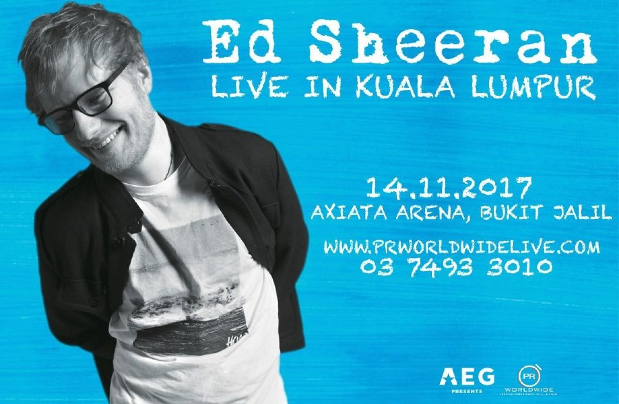 Image result for ed sheeran divide tour kl