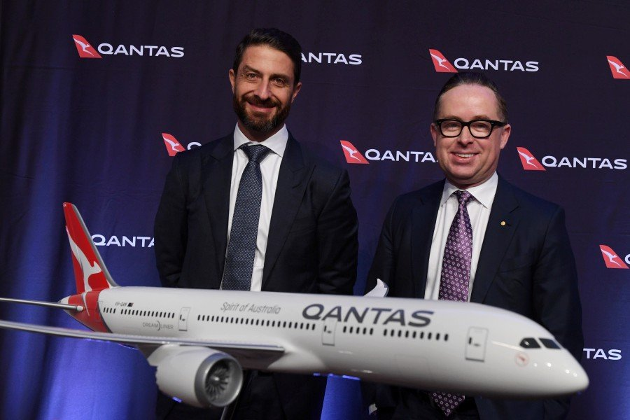 Qantas to start tests for world's longest commercial flights
