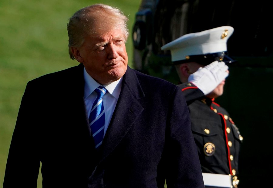 Trump to Host Qatar Emir April 10 as Saudi Standoff Continues