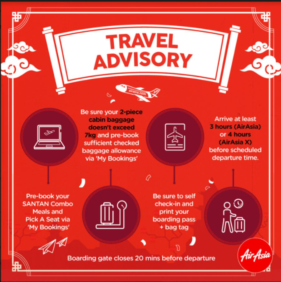487f9840be AirAsia advises travellers to self check-in