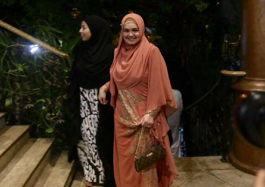 Well-wishes pour in for Siti Nurhaliza   New Straits Times