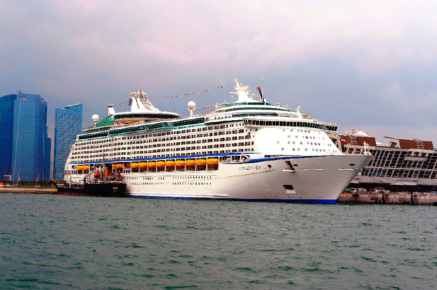 Asia's largest cruise ship returns to SEA | New Straits