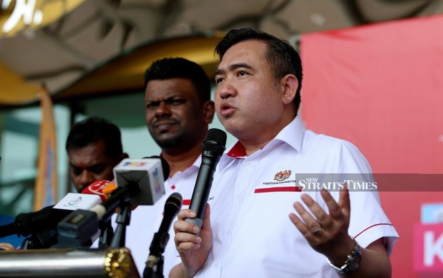 DAP organising secretary Anthony Loke Siew Fook said the party leadership viewed Liu's statement as a 'serious sabotage' to destabilise and divide the Pakatan Harapan (PH) government.NSTP/IQMAL HAQIM ROSMAN