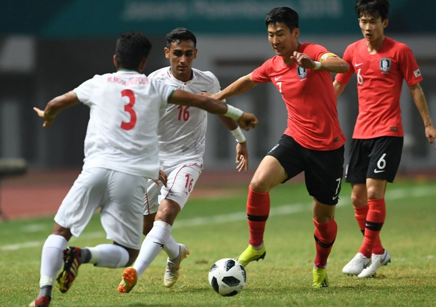 Asian game latest result