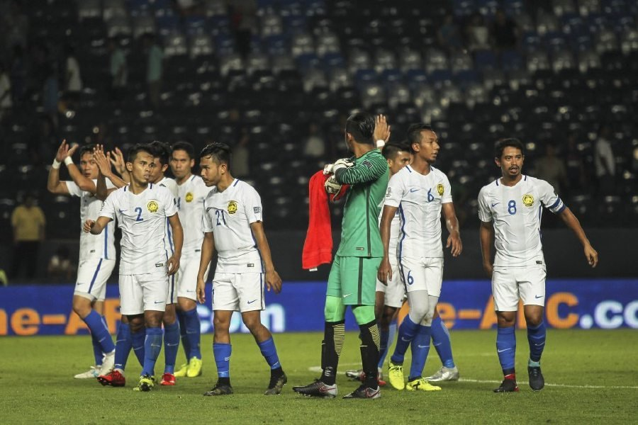 Malaysia vs North Korea AFC Asian Cup Qualifiers (1-4)