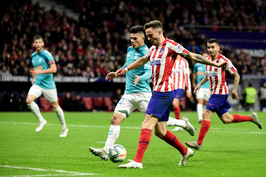Atletico Go Fourth After Dominant Win Over Osasuna