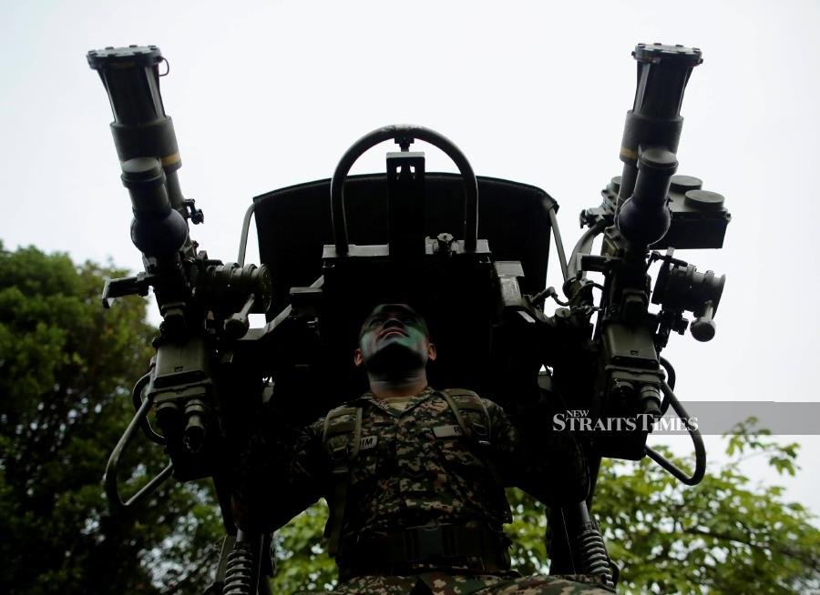 Malaysia negotiating to buy military equipment through barter, says