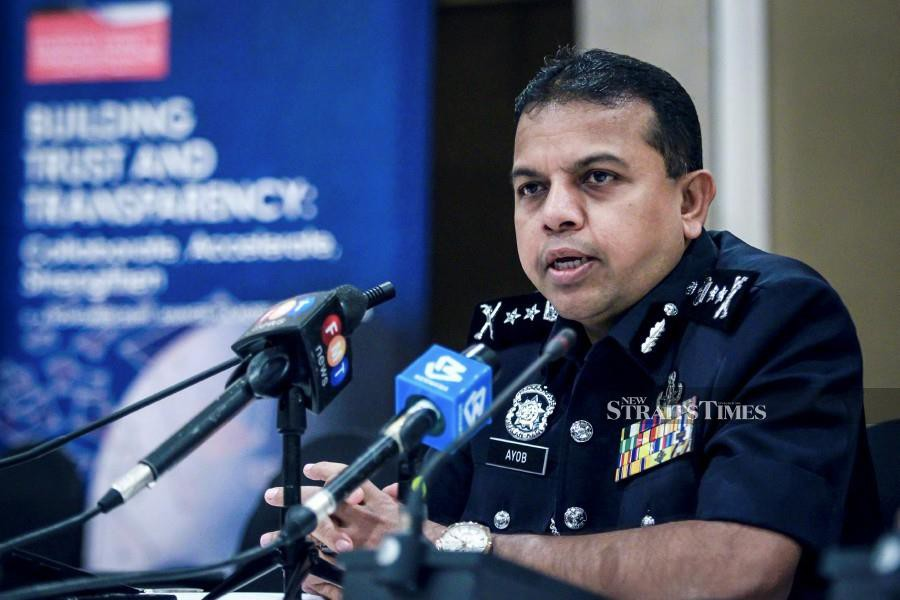 Malaysia being categorised as a transit point for terror groups is due to its visa waiver programme for foreign nationals, particularly those from middle eastern and some African nations. -- NSTP/ASYRAF HAMZAH