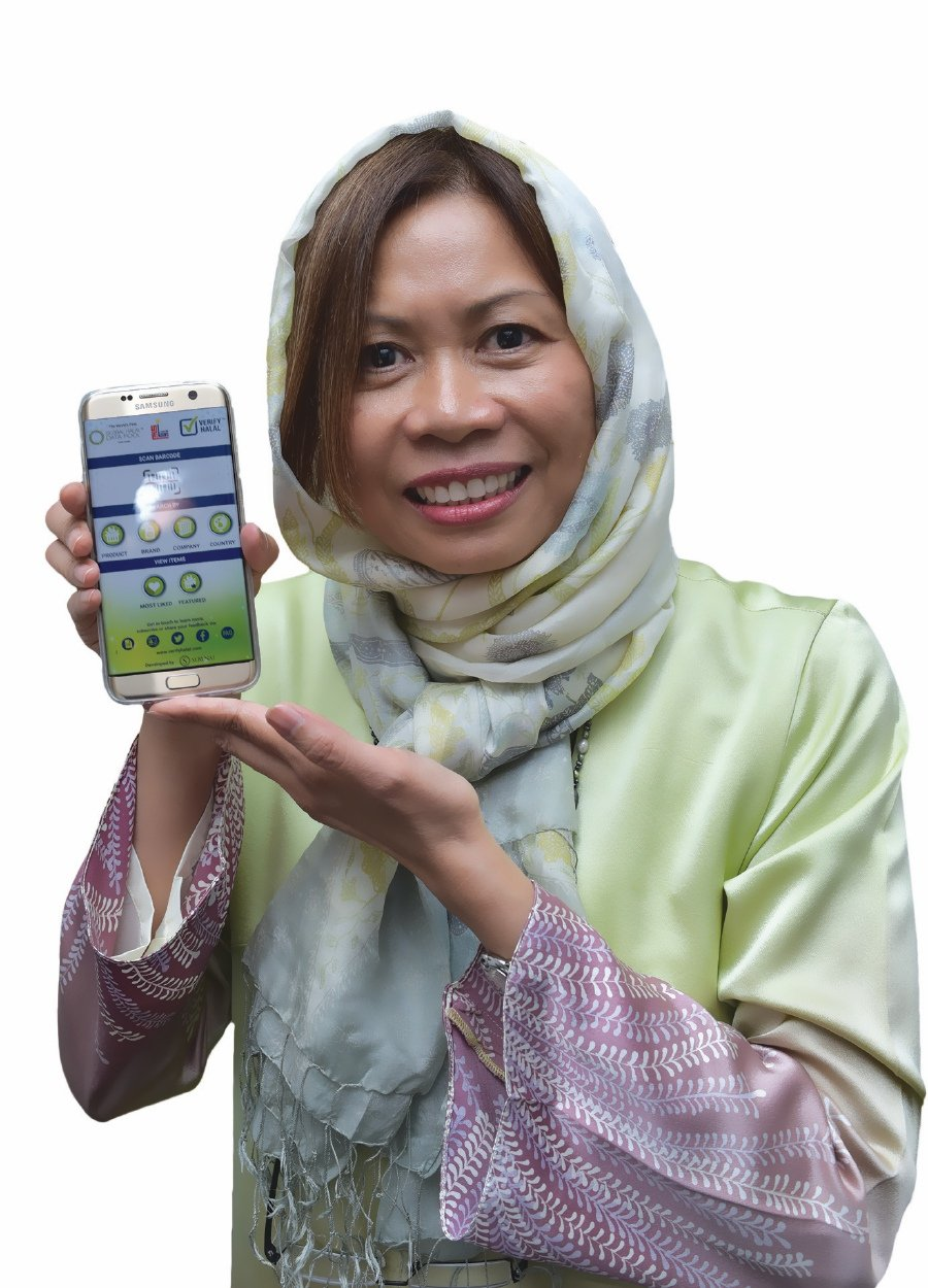 """""""It's a truly Malaysian creation and we plan to promote the usage worldwide."""" - Amnah Shaari"""