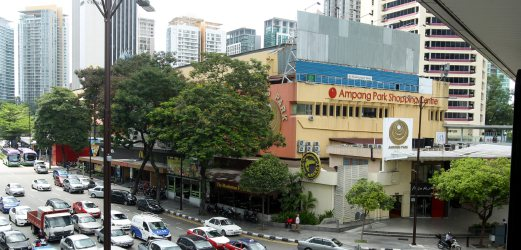 Owners of iconic Ampang Park lose appeal over MRT's land acquisition