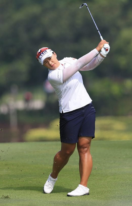 Amy Yang Goes Two Clear At Sime Darby Lpga New Straits Times