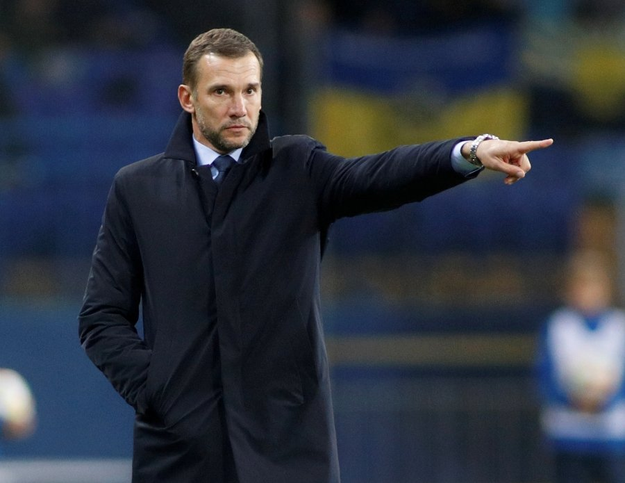 Image result for shevchenko coach