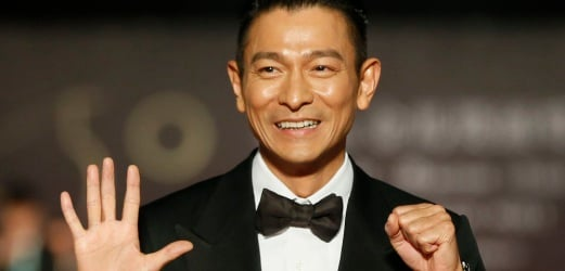 Hong Kong actor Andy Lau injured after being thrown off a horse