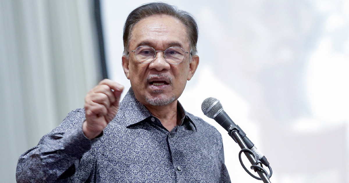Anwar has scheduled audience with Agong tomorrow